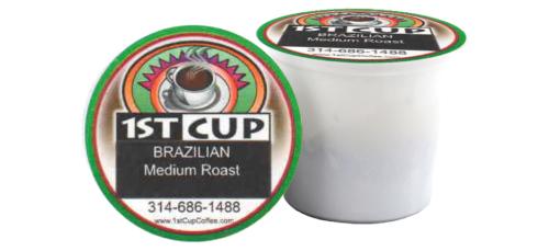 Brazillian Single Pod Coffee