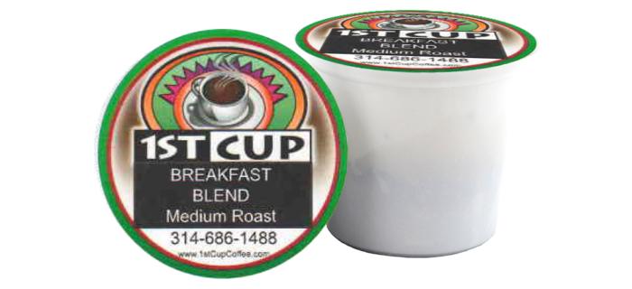 Breakfast Blend Single Pod Coffee