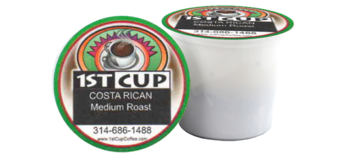 Costa Rican Single Pod Coffee