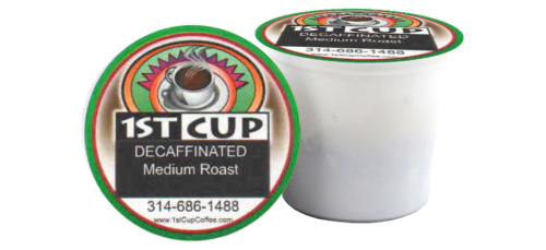 Decaffeinated Single Pod Coffee
